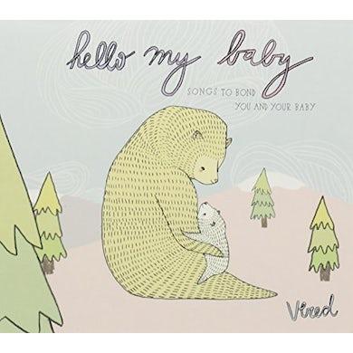 Vered HELLO MY BABY CD