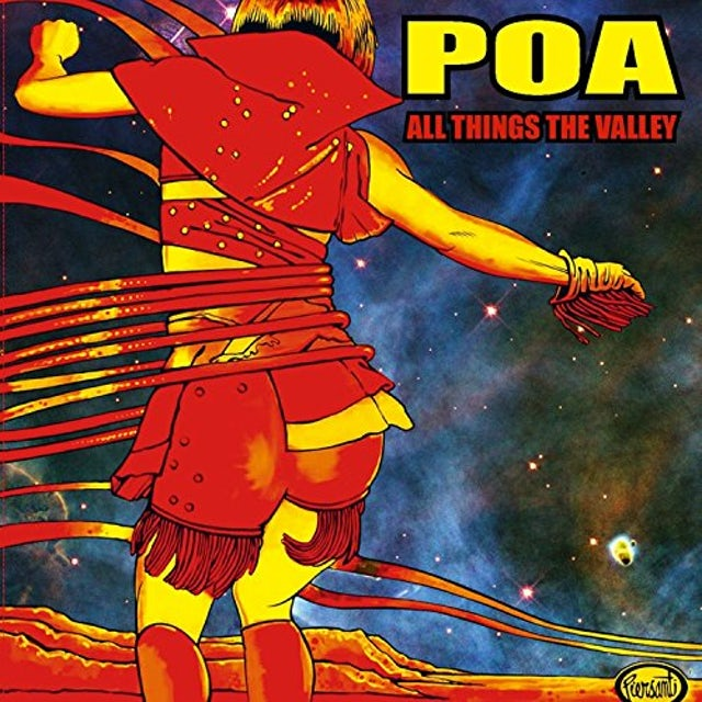 Planet of the Abts ALL THINGS THE VALLEY CD