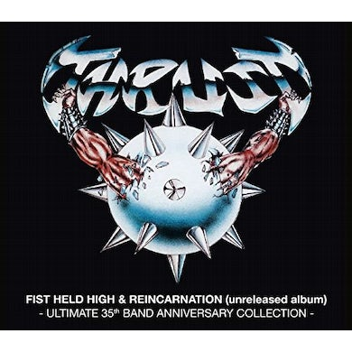 Thrust FIST HELD HIGH: ULTIMATE 35TH ANNIVERSARY COLL CD
