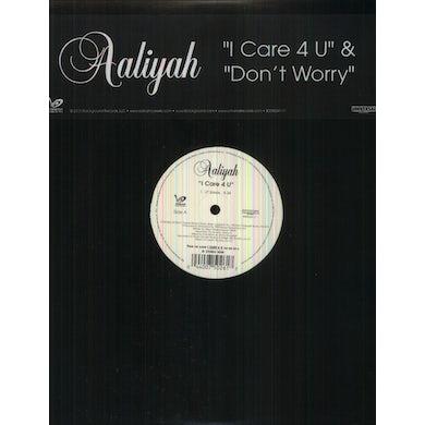 I CARE 4 U Vinyl Record
