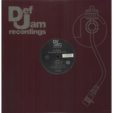 Ll Cool J AMAZIN' Vinyl Record
