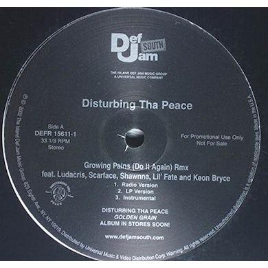 DISTURBING THA PEACE CLICK GROWING PAINS Vinyl Record