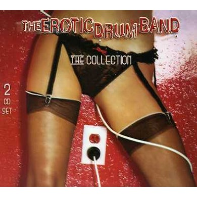 Erotic Drum Band COLLECTION CD