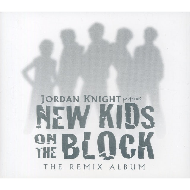 Jordan Knight NEW KIDS ON THE BLOCK-REMIX ALBUM CD