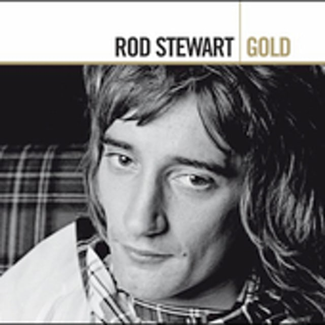 Rod Stewart GOLD CD