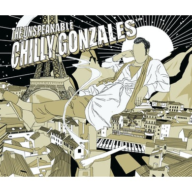 UNSPEAKABLE CHILLY GONZALES Vinyl Record