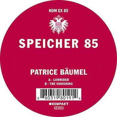 Patrice Bäumel SPEICHER 85 Vinyl Record