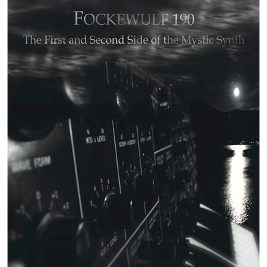 Fockewulf 190 FIRST & SECOND SIDE OF THE MYSTIC SYNTH Vinyl Record
