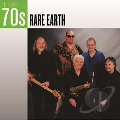 70S: RARE EARTH CD