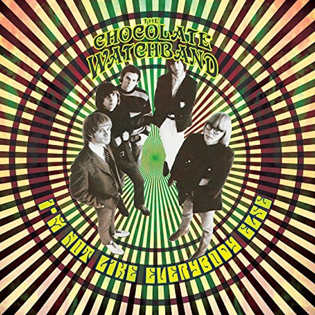 The Chocolate Watchband I'M NOT LIKE EVERYBODY ELSE CD