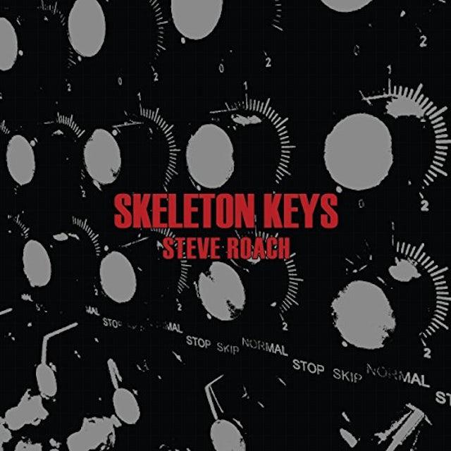 Steve Roach SKELETON KEYS CD