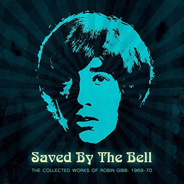 SAVED BY THE BELL: COLLECTED WORKS OF ROBIN GIBB CD