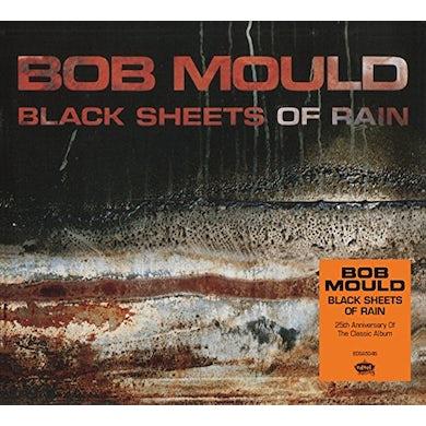 Bob Mould BLACK SHEETS OF RAIN CD