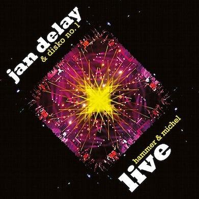 Jan Delay HAMMER & MICHEL LIVE CD