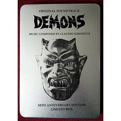 Claudio Simonetti DEMONS / O.S.T. (30TH ANNIVERSARY DELUXE TIN BOX) CD