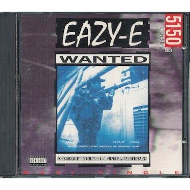 Eazy-E 5150 HOME 4 THA SICK CD