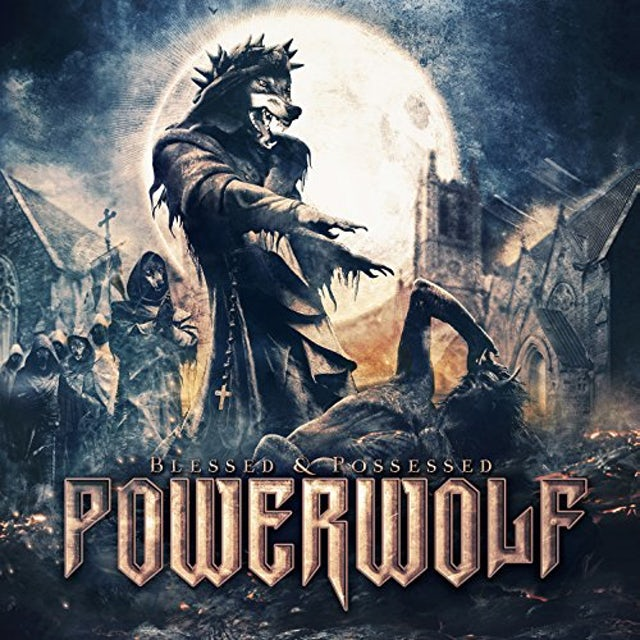 Powerwolf BLESSED & POSSESSED CD
