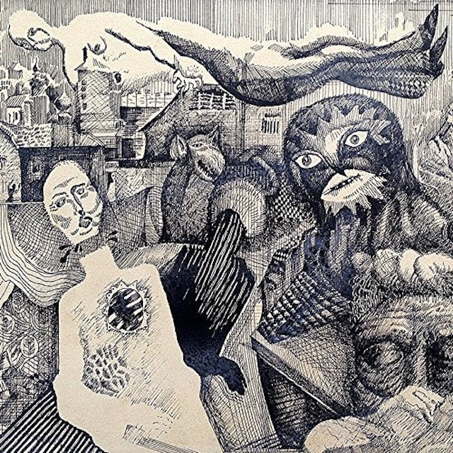 Mewithoutyou PALE HORSES CD