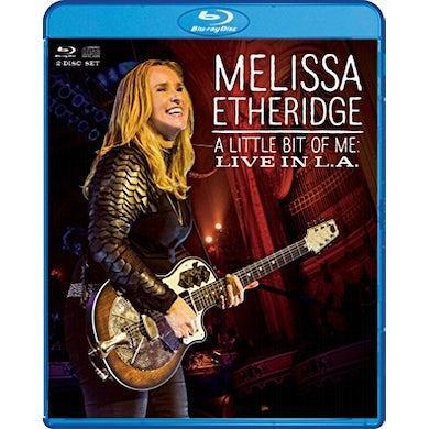 Melissa Etheridge LITTLE BIT OF ME Blu-ray