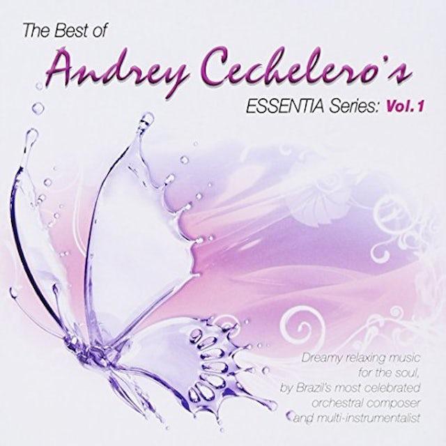 BEST OF ANDREY CECHELERO ESSENTIA SERIES: VOL: 1 CD