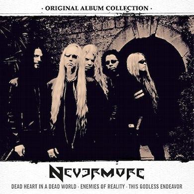 Nevermore ORIGINAL ALBUM COLLECTION CD