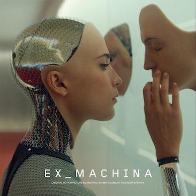 EX MACHINA / O.S.T. Vinyl Record - UK Release