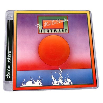 Heatwave TOO HOT TO HANDLE: EXPANDED EDITION CD