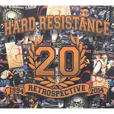 Hard Resistance 1994 RETROSPECTIVE 2014 CD
