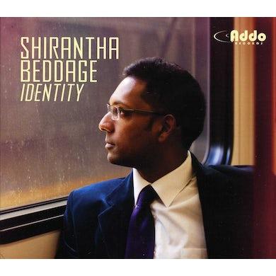 Shirantha Beddage IDENTITY CD