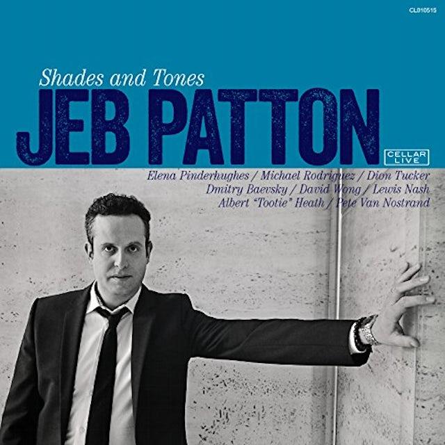 Jeb Patton SHADES & TONES CD