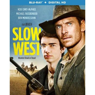SLOW WEST Blu-ray