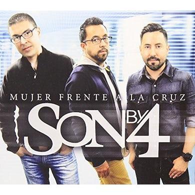 Son By Four MUJER FRENTE A LA CRUZ CD