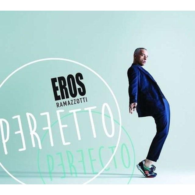 Eros Ramazzotti PERFETTO: DELUXE EDITION CD