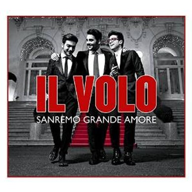 Il Volo SANREMO GRANDE AMORE-NEW EDITION CD