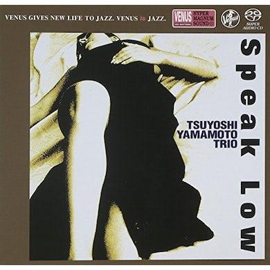 Yamamoto Tsuyoshi SPEAK LOW Super Audio CD