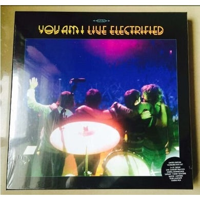 You Am I LIVE ELECTRIFIED: LIMITED EDITION Vinyl Record