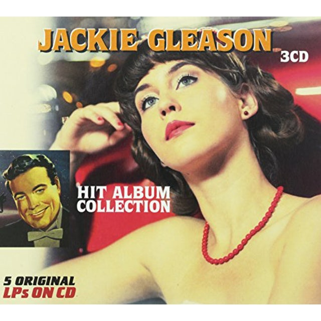 Jackie Gleason HIT ALBUM COLLECTION CD - Holland Release