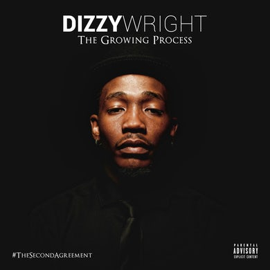 Dizzy Wright GROWING PROCESS CD