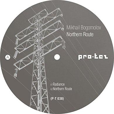 Mikhail Bogomolov NORTHERN ROUTE Vinyl Record