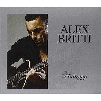 Alex Britti PLATINUM COLLECTION CD