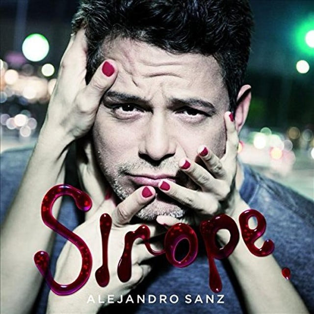 Alejandro Sanz SIROPE CD