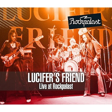 Lucifer'S Friend LIVE AT ROCKPALAST CD