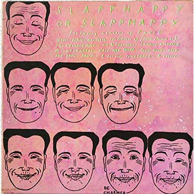 Slapp Happy OR SLAPHAPPY CD