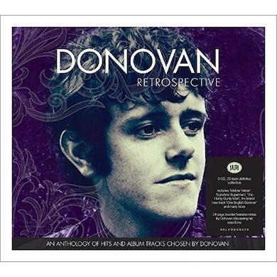 Donovan RETROSPECTIVE CD