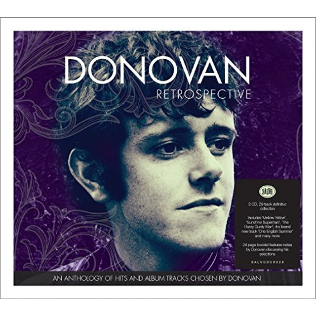 Donovan RETROSPECTIVE CD