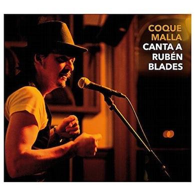 Coque Malla CANTA A RUBEN BLADES CD