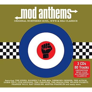 MOD ANTHEMS / VARIOUS CD