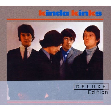 KINDA The Kinks CD