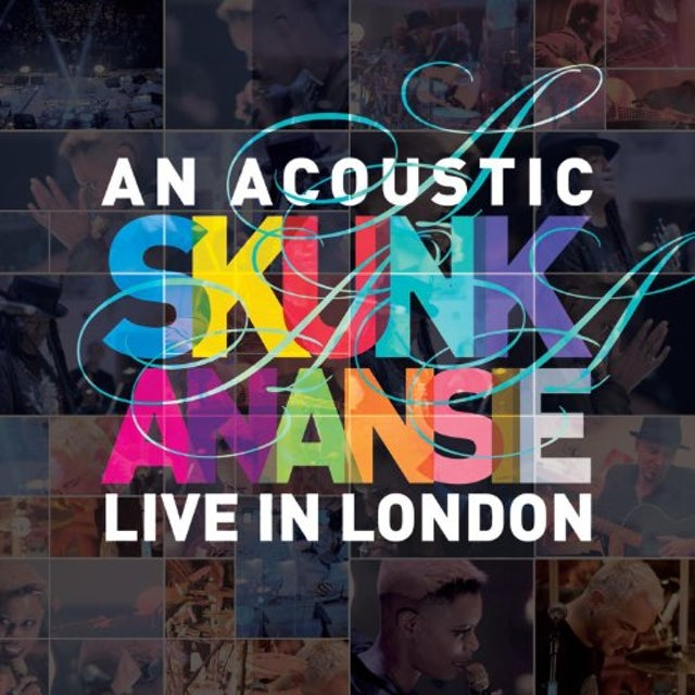 ACOUSTIC SKUNK ANANSIE LIVE IN LONDON CD