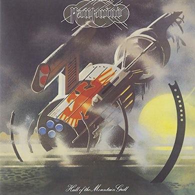 Hawkwind HALL OF THE MOUNTAIN CD